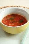 Spicy grønnsakssuppe