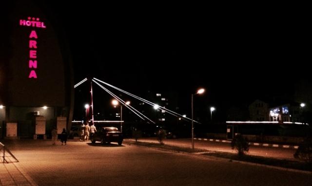 samokov by night