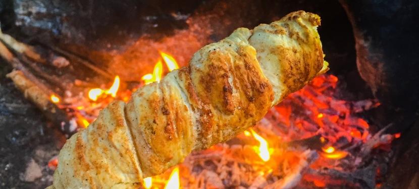 Turmat: Pinnebrød med med kanel ogsukker